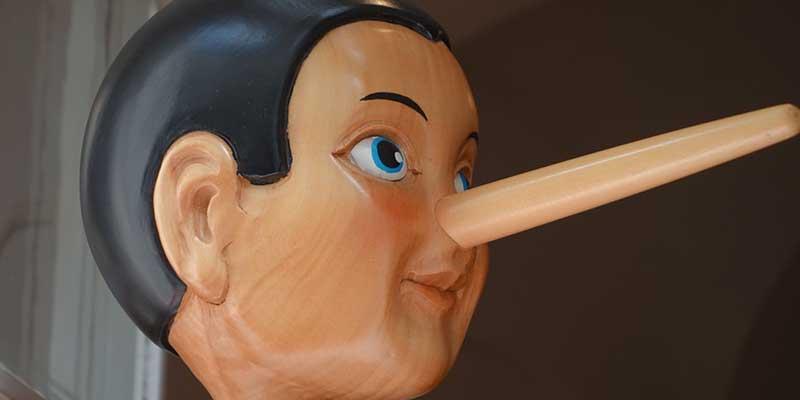 Хитросплетения лжи или Божий путь правды