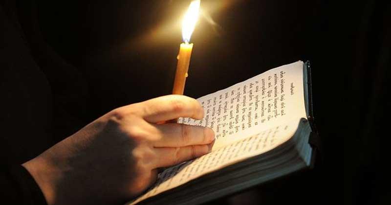 молитва со свечой1
