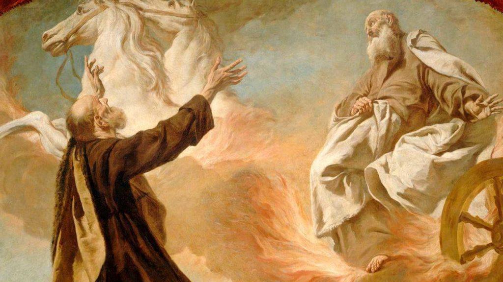 Что делали пророки на земле?