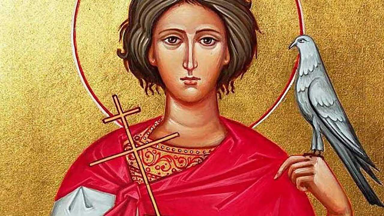 Святой мученик Трифон Верую Православие