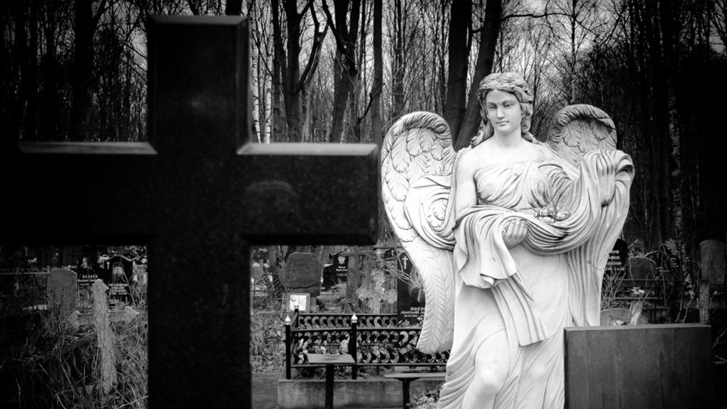 Как на похоронах не впасть в язычество?