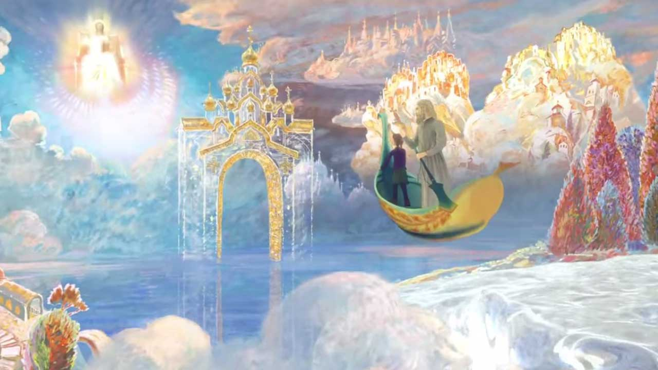 Как найти Бога и обрести Рай?