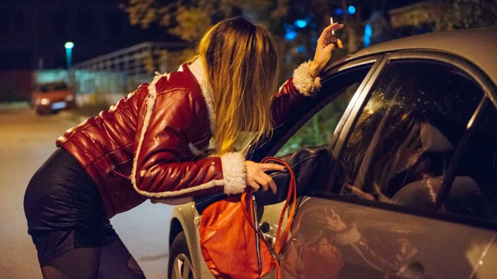 Почему христианство порицает проституцию?