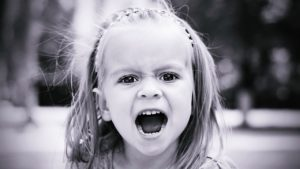 Уроки кротости или как воспитать в ребенке безгневие?