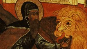 10 историй про дружбу животных со святыми