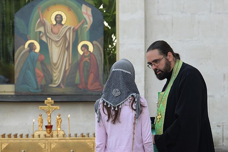 """""""Во время болезни детей нужно уповать на помощь Божию"""""""