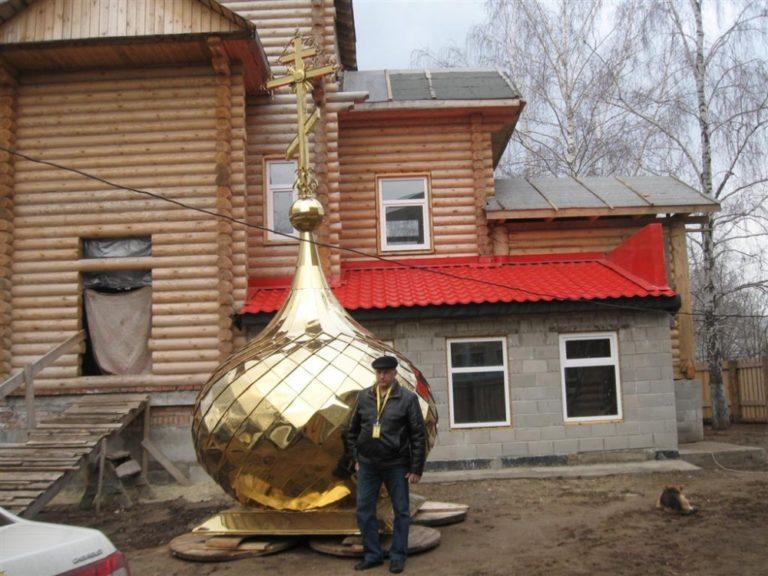 Киро-Иоанновский храм при ЦГБ г. Ульяновска