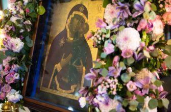 Редкие и необычные иконы Пресвятой Богородицы