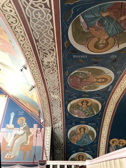 В австралийских православных храмах можно разглядеть кенгуру в орнаменте